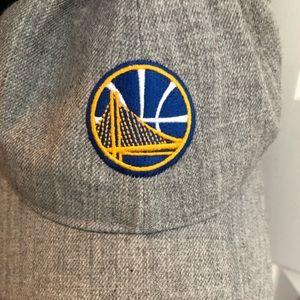 Golden state warriors dad hat
